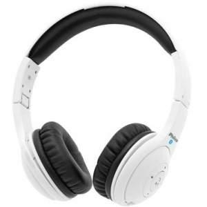 [Ricardo] Headphone Philco Branco com Bluetooth 4.0 Microfone Embutido Controle de Volume,
