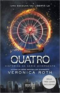 [Amazon] Quatro. Histórias da Série Divergente - R$13