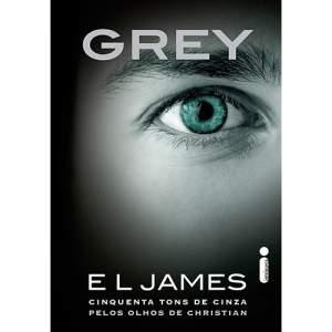 [AMERICANAS] Livro - Grey: Cinquenta Tons de Cinza pelos Olhos de Christian - R$ 9,90