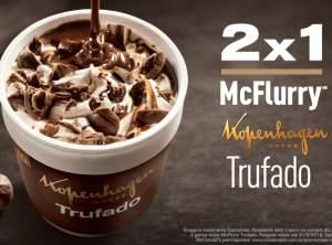 [MCDONALDS] CUPOM McFlurry Kopenhagen Trufado 2x1 - 8/3/16 a 31/3/16