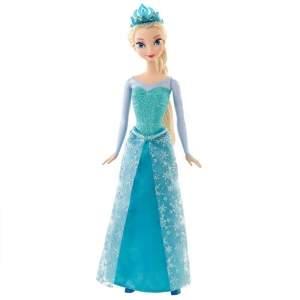 [Casas Bahia] Boneca Elsa Brilhante Mattel R$80