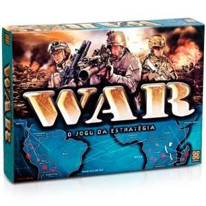 [Submarino] Jogo War Grow - R$56