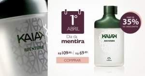 [Natura] Desodorante Colonia Kaiak Aventura - R$ 69,90