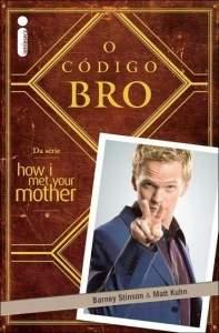 [Saraiva] O Código Bro, Barney Stinson - R$14
