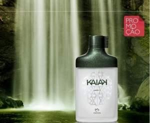 [Natura] Desodorante Colônia Kaiak Aventura Masculino com Cartucho por 62,82
