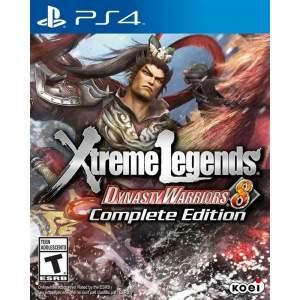 [SHOP FATO} Jogo para PS4 Dynasty Warriors 8 Xtreme Legends - R$ 84,95