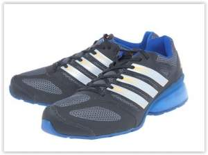 [Dafiti] Tênis adidas Performance Cosmic Freeze Preto/Azul por R$ 130