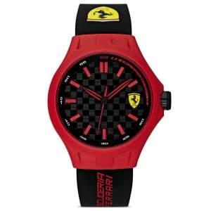 [Vivara] Relógio Ferrari Masculino Silicone Preto - 830194 - FR00000085 por R$ 145