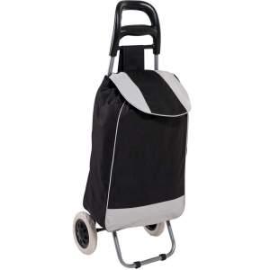 [Extra] Carrinho de Compras Leva Tudo Bag to Go Mor 2497 Preto - 32L por R$ 39