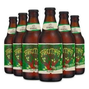 [Emporio da Cerveja] Kit Bohemia Jabutipa 300ML - Na Compra de 3 , Leve 6 Garrafas por R$ 15