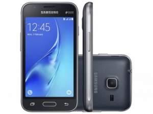 "[Magazine Luiza] Samsung Galaxy J1 Mini Dual Chip 3G - Câm. 5MP Tela 4"" Processador Quad Core"
