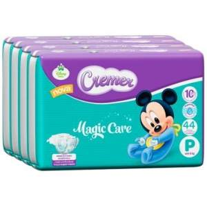 [Ricardo Eletro] Fralda Cremer Disney Baby P/M/G/XG/XXG por R$ 90