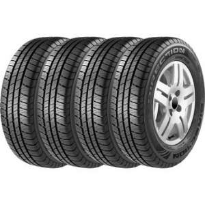 [Walmart] Kit com 4 Pneus Aro 14 Goodyear 175/65R14 82T Direction Touring por R$ 798