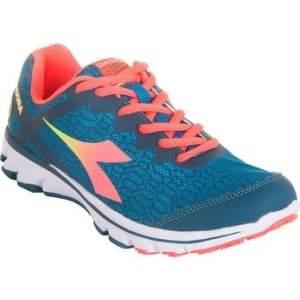 [Walmart] Tênis Feminino Diadora Twist W Azul e Coral por R$ 35