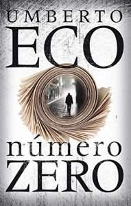 [Amazon] eBook Número Zero - GRÁTIS