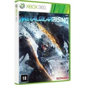 [Walmart ] Jogo Xbox 360 Metal Gear Rising 14,90