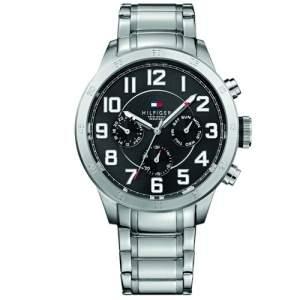 [Vivara] Relógio Tommy Hilfiger Masculino Aço - 1791054 - TO00002443 por R$ 325