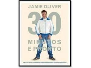 [Magazine Luiza] Livro Jamie Oliver: 30 Minutos e Pronto - R$18