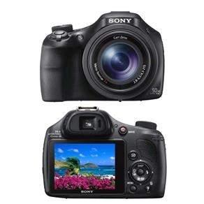 [Casas Bahia] Câmera Digital Sony DSC-HX400 Full HD 20,4 MP - R$1599