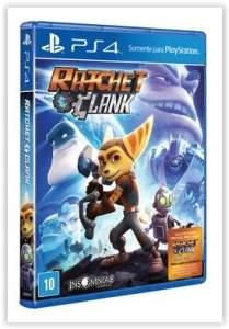 [Walmart] Jogo para PS4 Ratchet & Clank Sony por R$ 130