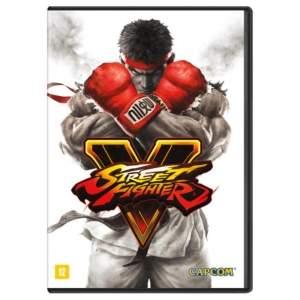 [EXTRA] Jogo Street Fighter V - PC - R$ 49,90