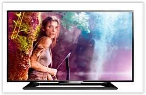 [Americanas] TV LED 43'' Philips 43PFG5000/78 Full HD com Conversor Digital 2 HDMI 1 USB 120Hz por R$ 1619