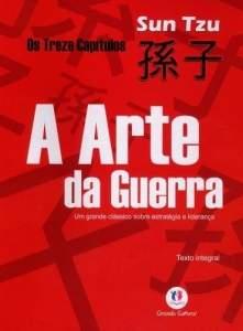 [SARAIVA] Livro A Arte da Guerra