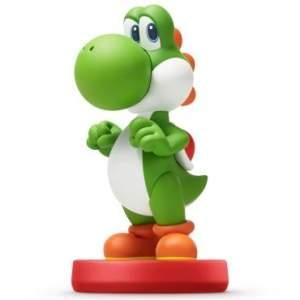 [RICARDO ELETRO] Personagem Amiibo Yoshi - Super Mario Series