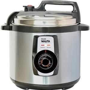[AMERICANAS] Panela de Pressão Elétrica Philips Walita Daily 5L com Timer - R$180