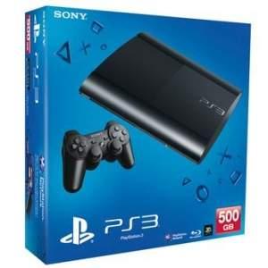 [Walmart] Console Playstation 3 Super Slim 500GB - R$1400