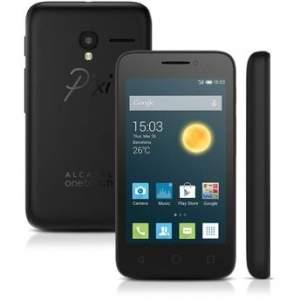 [walmart] Smartphone Alcatel PIXI3 4009E Preto Dual Chip Android 4.4 3G Câmera 5MP - R$299