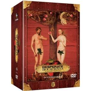 [Americanas] Desperate Housewives 1ª a 8ª Temporada R$150