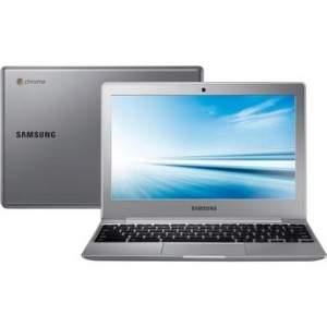 "[walmart] Notebook Samsung Intel Celeron 2GB 16GB Chromebook 2 XE500C12-AD1BR 11.6"" Google Chrome OS Prata"