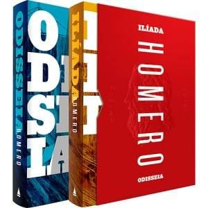 [Submarino] Livro - Box Odisseia e Ilíada (2 Livros) - R$28