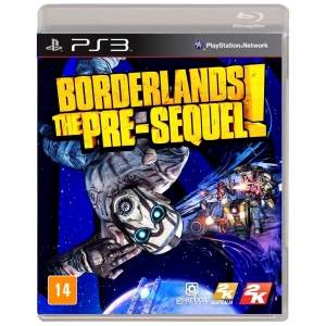 [Extra] Jogo Borderlands: The Pre-Sequel - PS3 - R$40