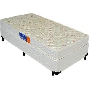 [Americanas] Cama Box Solteiro (Box + Colchão) Probel Guarda Costas D23 - 88x188x39cm por R$ 275