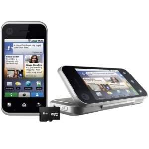 [Extra] Smartphone Motorola Backflip MB300 - R$549