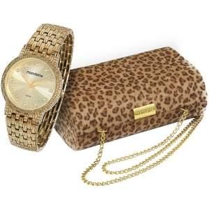 [AMERICANAS] Relógio Feminino Mondaine Analógico Clássico com bolsinha - R$ 81