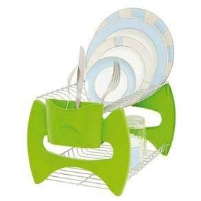 [PONTO FRIO] Escorredor de Louças Metaltru Plastic Color para 13 Pratos R$20