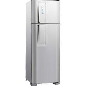 [Shop Time] Geladeira / Refrigerador Electrolux Frost Free DF36X 310L - Inox