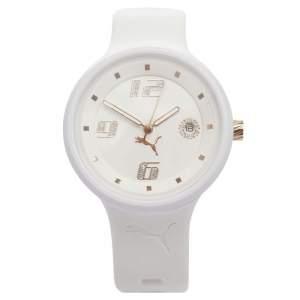 [EXTRA]  Relógio Feminino Analógico Puma  - Branco