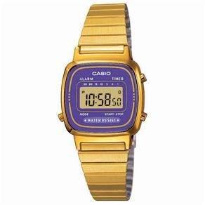 [Submarino] Relógio Feminino Casio Digital Vintage R$127