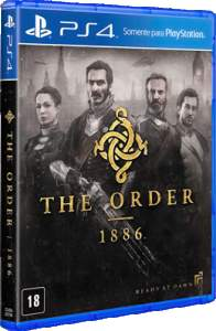 [Walmart] - Jogo The Order 1886 para Playstation 4 - R$ 69,90