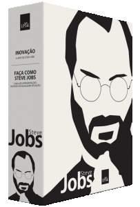 [SARAIVA] Box Steve Jobs – Faça Como Steve Jobs + Inovação - R$19,90