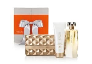 [Natura] Especial Dia das Mães - Presente Natura Essencial Floral Feminino - Deo Parfum + Hidratante + Bolsa Clutch + Embalagem - por R$ 174,00 (ou 5 x de R$ 34,80 sem juros no cartão de crédito)