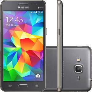 [SOU BARATO] SMARTPHONE SAMSUNG GALAXY GRAN PRIME DUAL CHIP - R$600
