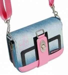 [SARAIVA] T Jean Bag 2 - Ds Lite For Girls Thrustmaster - R$ 28,41 NO BOLETO