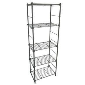 [Extra] Estante Média Metaltru 9 Níveis com 5 Prateleiras - 45x30 cm por R$ 129
