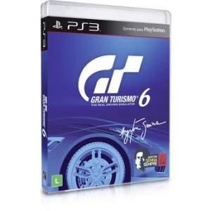 [Walmart] Jogo Gran Turismo 6 - Conteúdo Especial Ayrton Senna - PS3 - R$ 30
