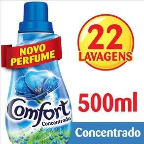[Extra] Amaciante Comfort Concentrado Original 500 ml R$5